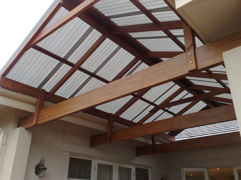 gable patio1 - Perth Pergolas, Timber Pergolas, Pergola Design, Pergola