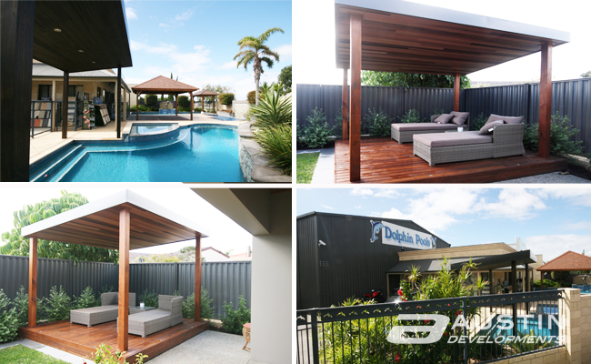 Perth Timber Cabana & Gazebo Display