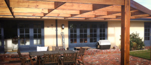 Timber Pergolas Back In Vogue