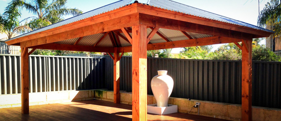 Colorbond Roof Patios & Gazebos