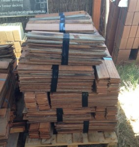 Second Grade Sheoak Shingles 2