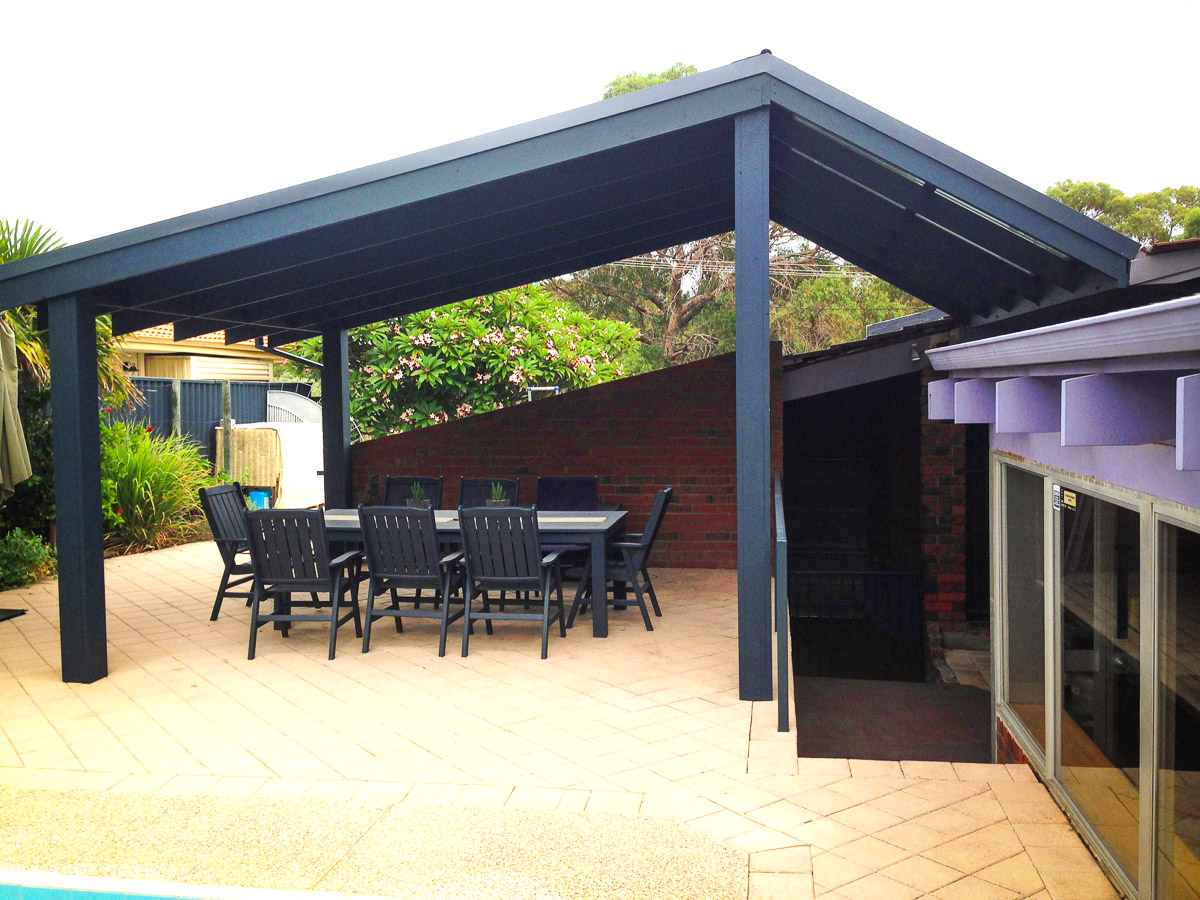 Covered Gazebo For Deck Pergola Lighting Pavilion Lighting
