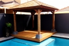 Sheoak shingle roof