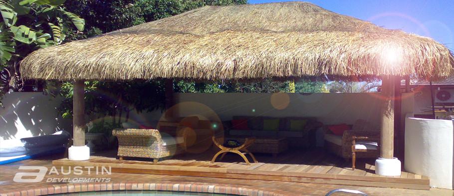 Bali-Huts