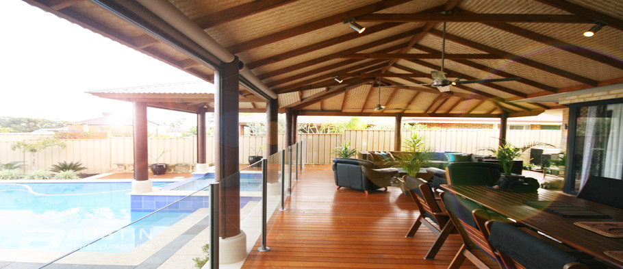 Perth Patios, Timber Patios, Patio Design, Patio ... on Timber Patio Designs id=67681