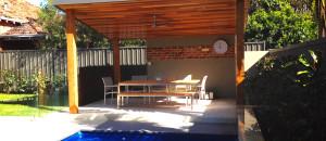 Skillion Roof Summer Living
